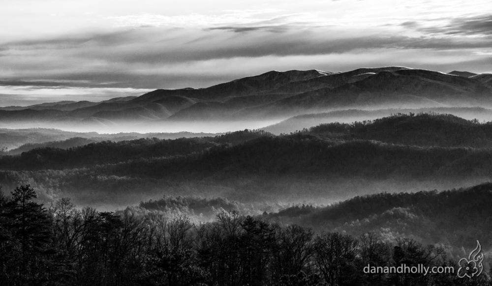 Smokies at Sunrise